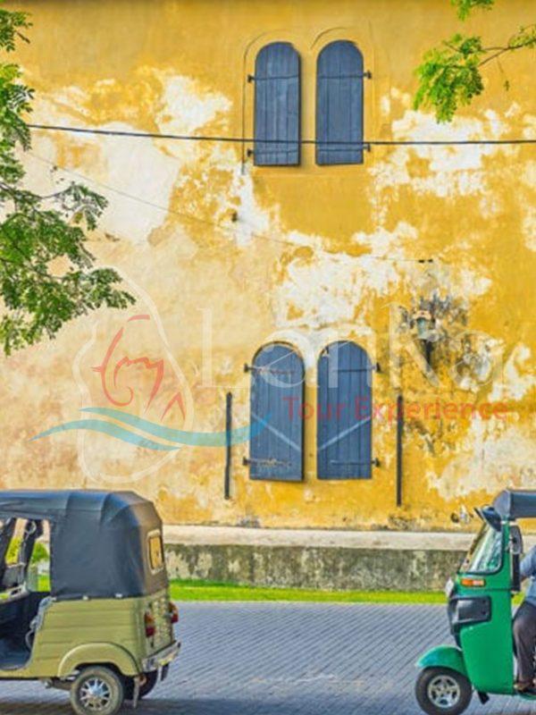 Galle, Sri Lanka | Sri Lanka Travel Guide | LankaTourExperience