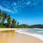 Ocean coast of Sri Lanka in the tropics | Sri Lanka Travel Guide | LankaTourExperience