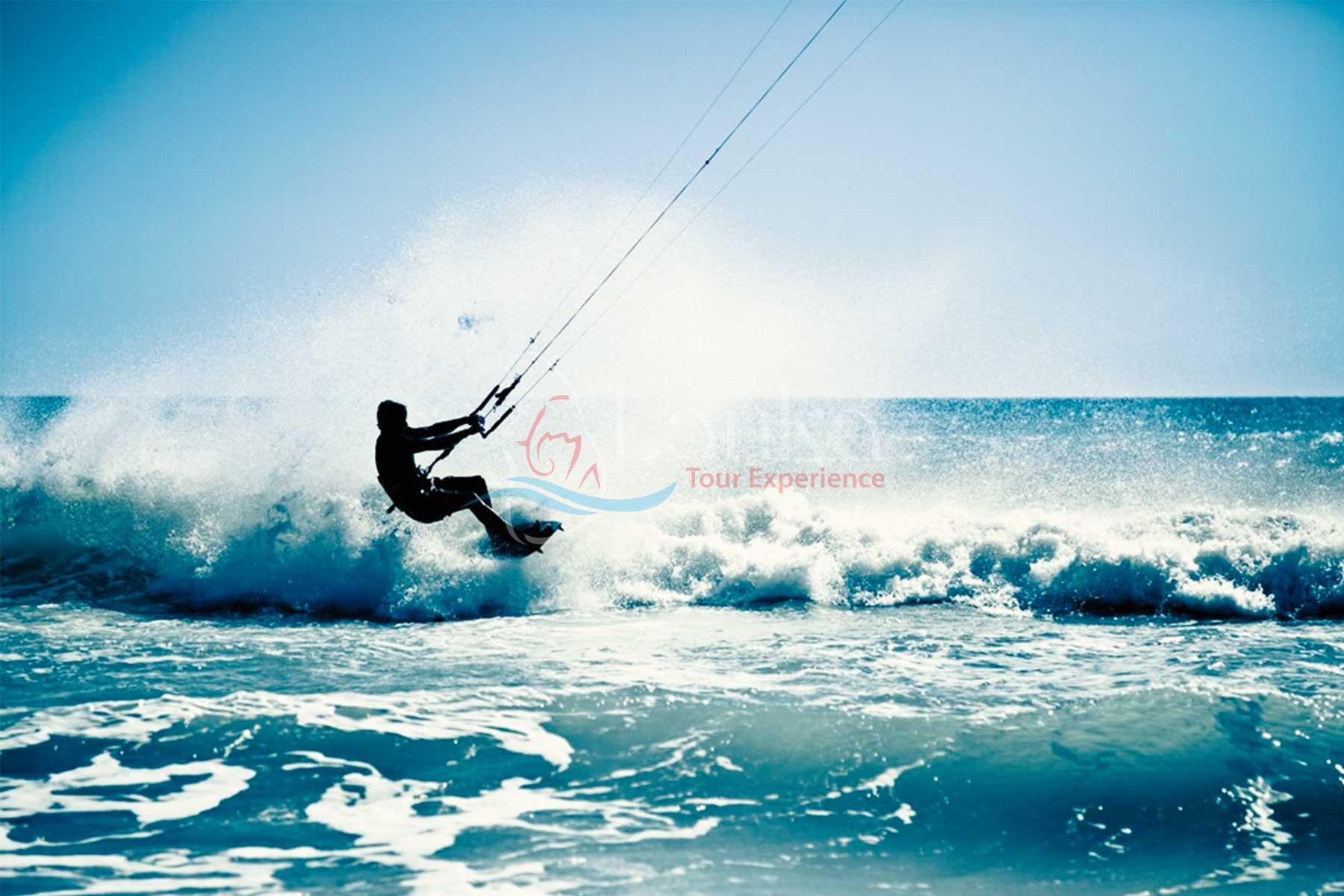 Best things to do in Sri Lanka, Kite Surfing in Sri Lanka