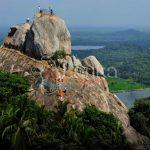Mihintale Rock Temple Anuradhapura, sri-lanka